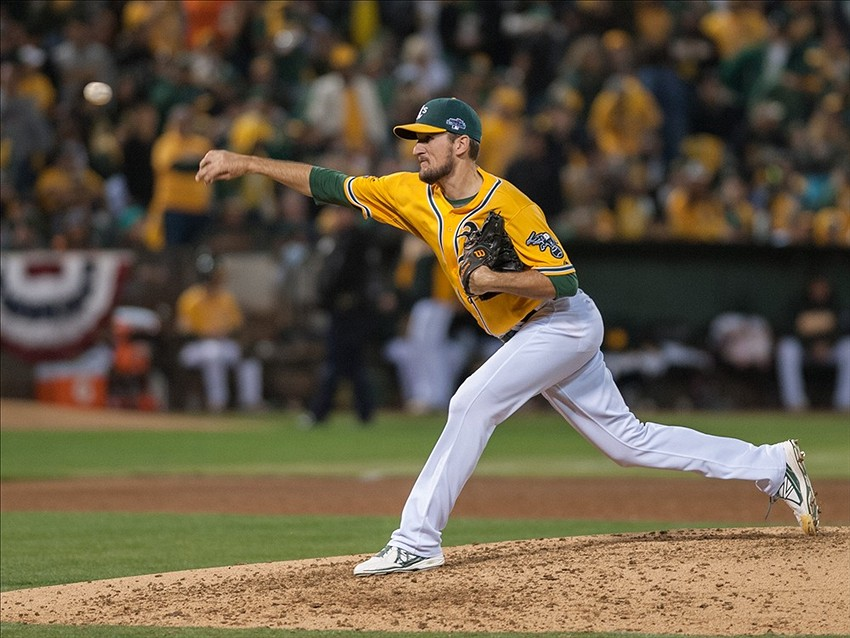 A's Pitching Continues to Impress